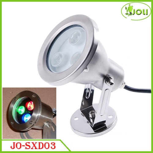 LED underwater light 3W