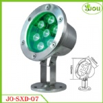 LED underwater light 7W