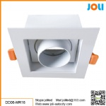 Grille downlight MR16
